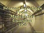1970 Guardian Xmas Greetings
