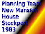 1983 Planning Team Stockport
