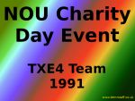 1991 NOU TXE4 Charity Day