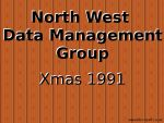 1991 NW Data Management Group