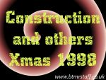1998 Construction and others Xmas