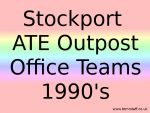 199x Stockport Outpost Teams