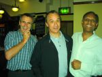 Ken Winter, Kevin Leese and Jag Patel