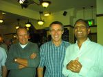 Wyn Witham, Ken Winter and Jag Patel