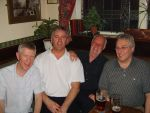 Steve Worthington, Ged Cathcart, Brian Stott, Colin Dutton