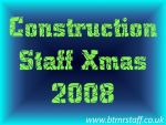 2008 Construction Staff Xmas