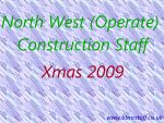 2009 Construction Staff Xmas