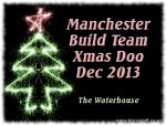 2013 Mancheter build Xmas Doo