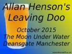 2015 Allan Henson's leaving doo