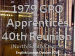 2019 GPO Apprenticies 40th Reunion